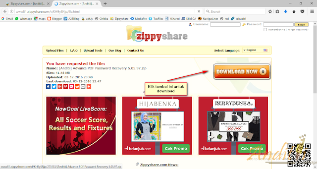 Cara Download File di ZippyShare-anditii.web.id