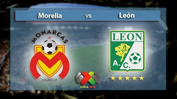 Monarcas Morelia vs León en Vivo