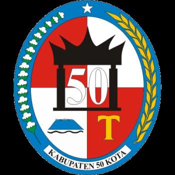 Logo Kabupaten Lima Puluh Kota PNG