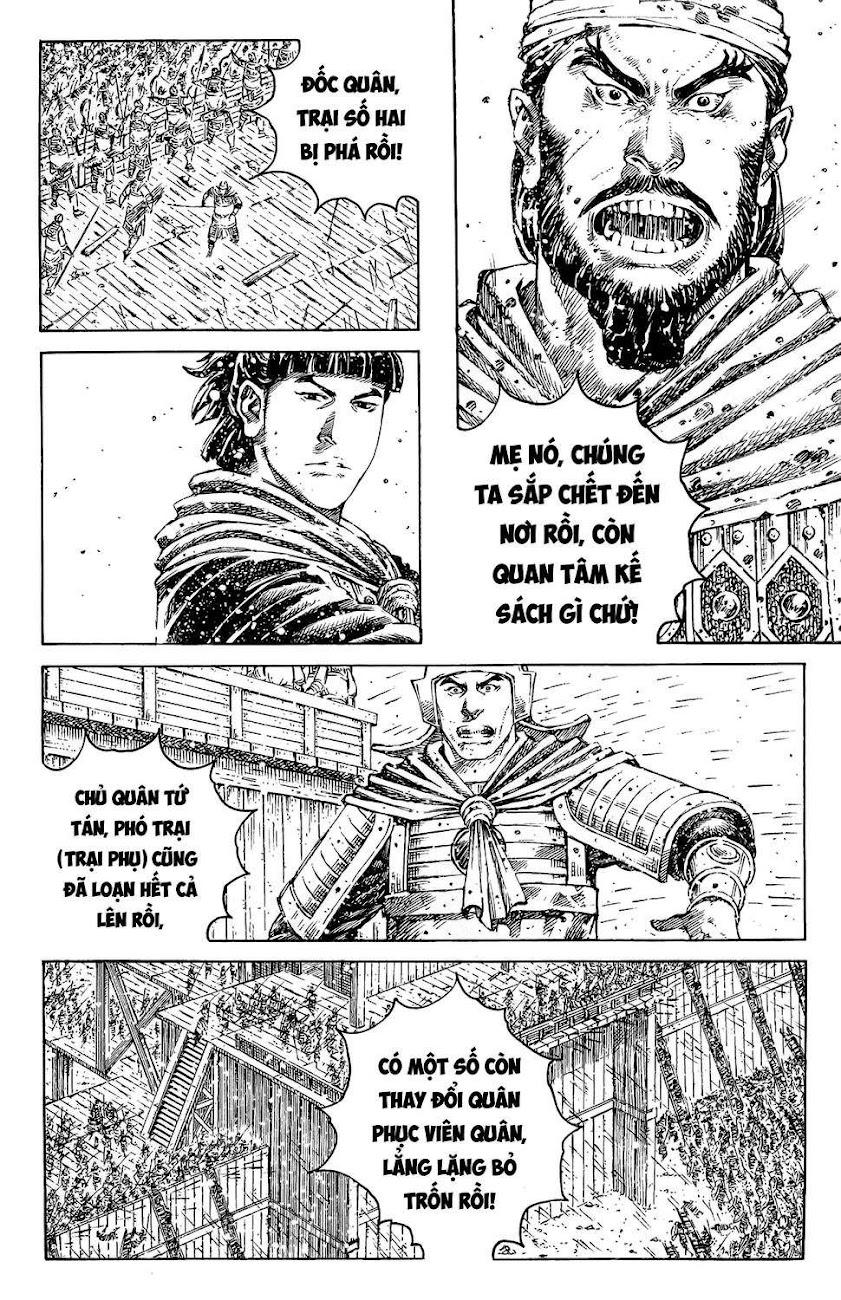 Hỏa phụng liêu nguyên Chương 349: Diễm dương cao chiếu [Remake] trang 8