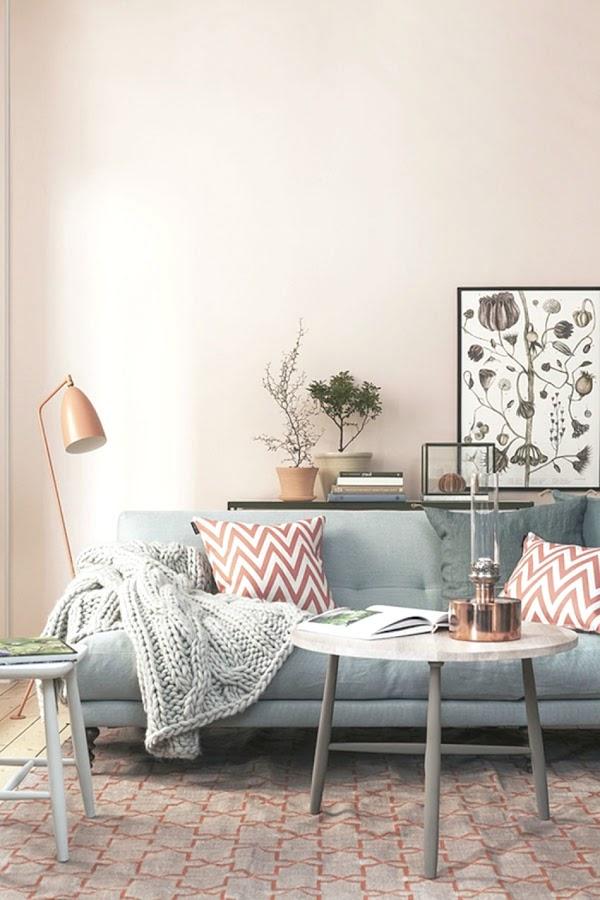 color serenity pantone salón