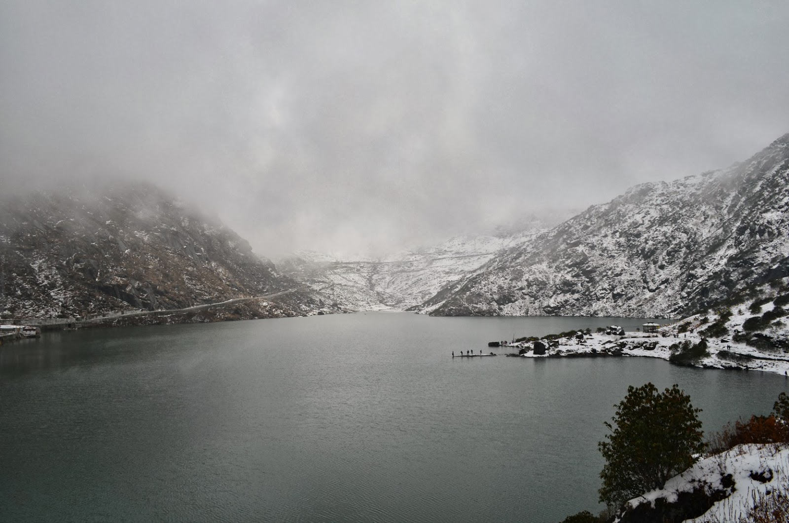 Tsomgo/Changu Lake, Sikkim, India