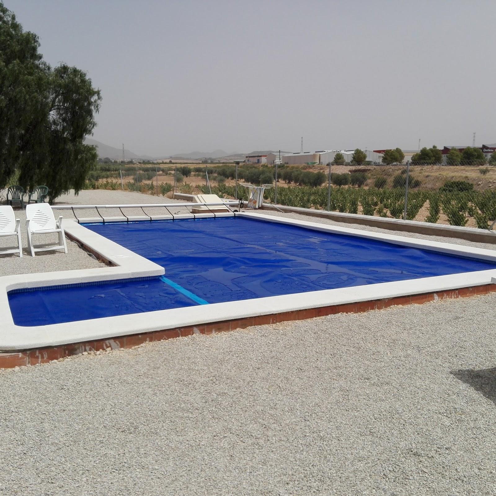 Mantas termicas para piscinas precios gallery of enrollador de manta trmica para piscinas with - Mantas termicas para piscinas ...