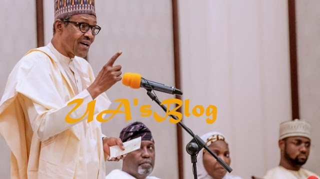 BREAKING!!! I'll Be Tough In The Next Four Years – Buhari Warns Nigerians
