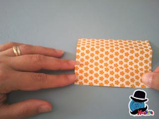 passaggio origami vestitino