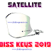 All Satellites Biss keys 2019