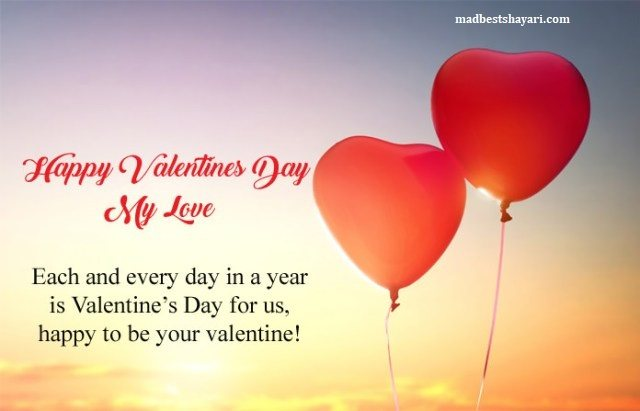 Happy Valentines Day Shayari Images 2019 Download