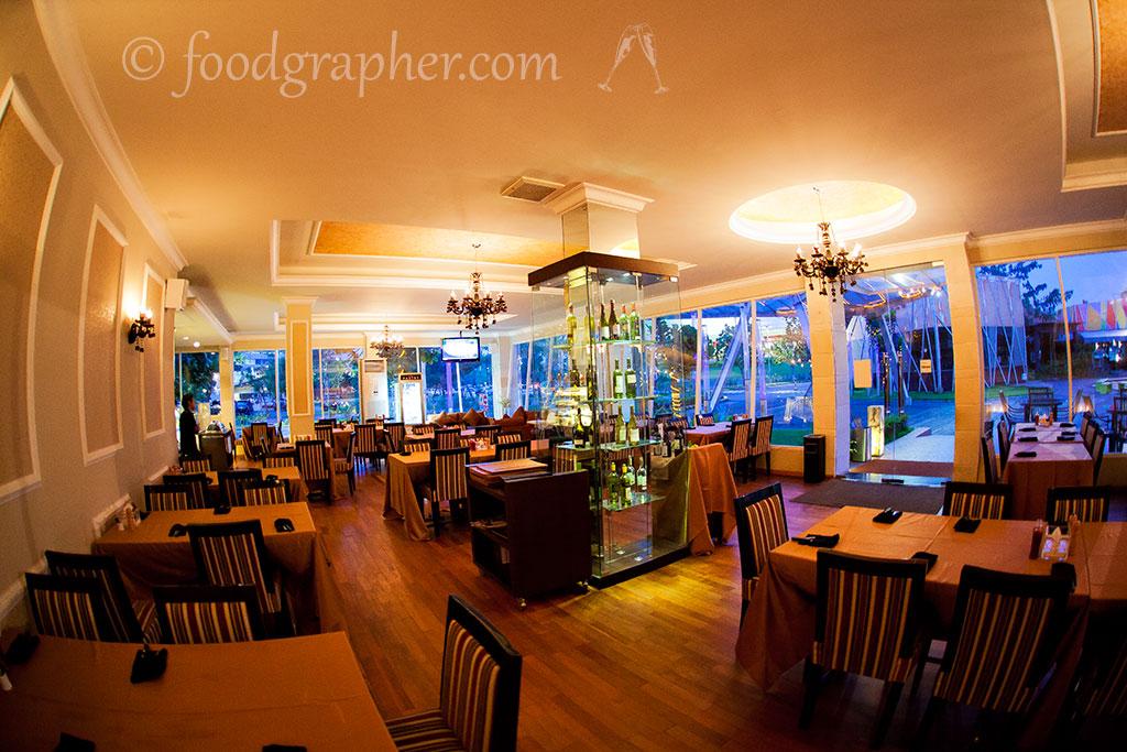 Capri Italian Restaurant Oasis Ptc