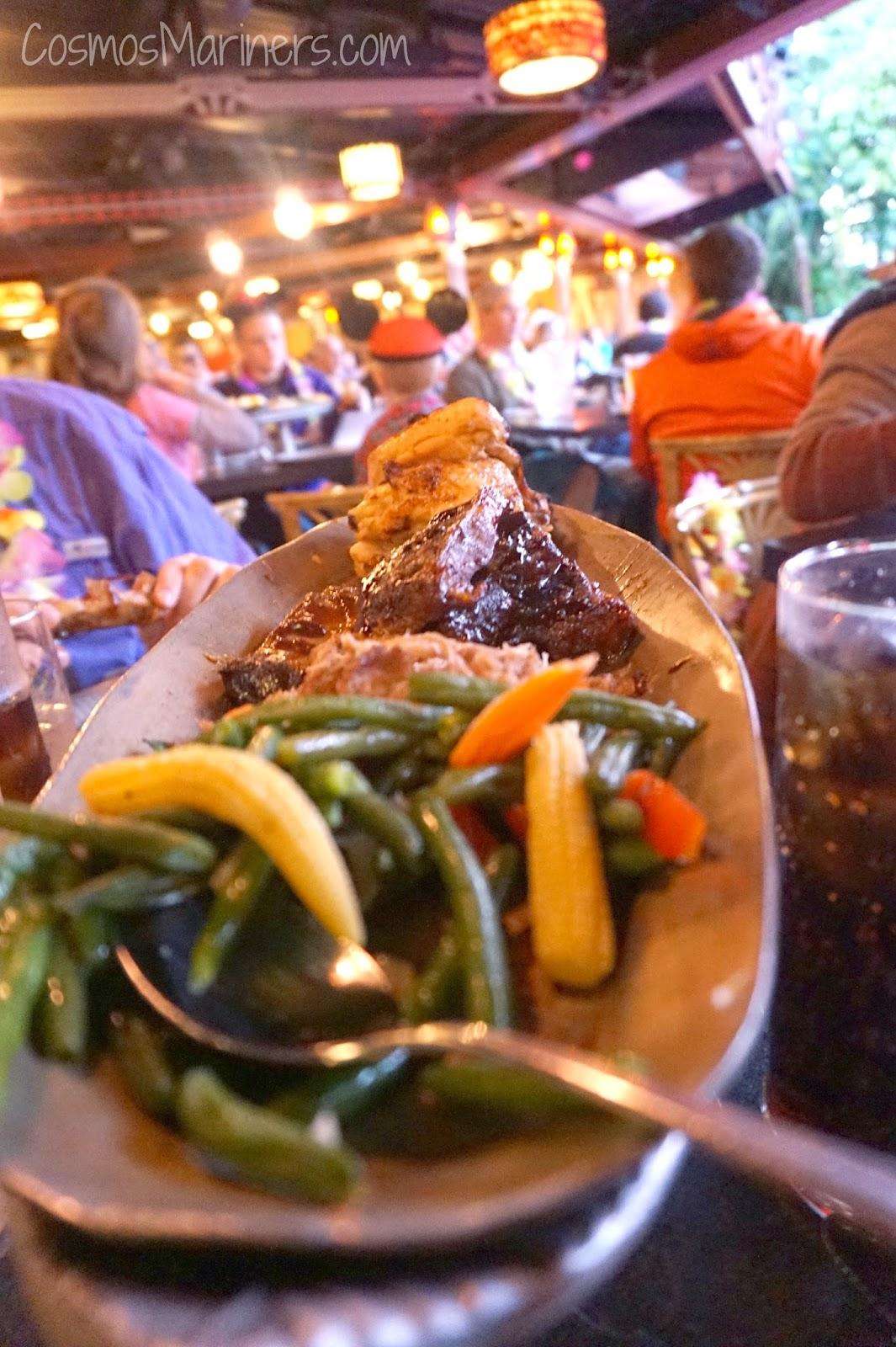 The Spirit of Aloha Dinner Show at Walt Disney World Resort: A Review   CosmosMariners.com