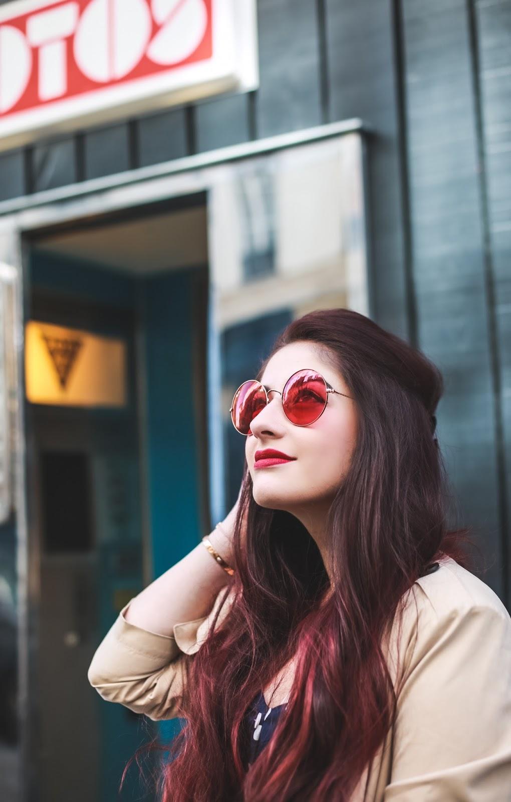 venus is naive blogueuse mode