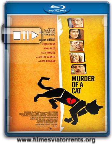 Loucos Por Mouser (Murder of a Cat) Torrent - BluRay Rip 720p e 1080p Dual Áudio 5.1