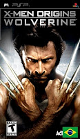 X-men Wolverine origins Portugues