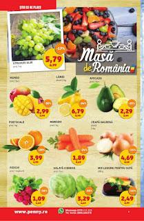 CATALOG PENNY 31 octombrie - 6 noiembrie fructe si legume