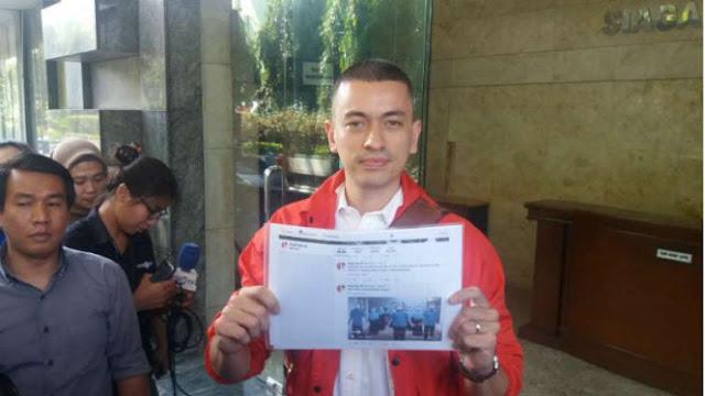 Fadli Zon Dilaporkan PSI ke Polisi