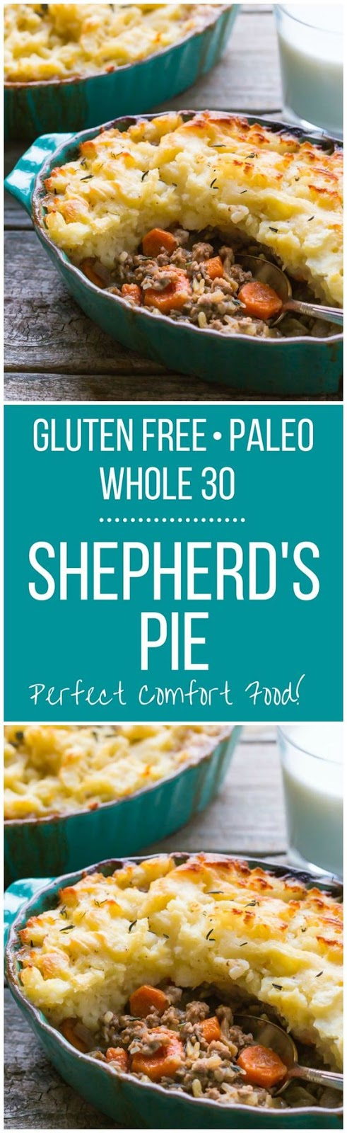 GLUTEN FREE SHEPHERDS PIE