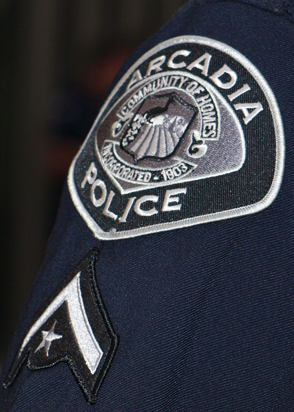 Arcadia Police Department News & Information Blog: Robbery
