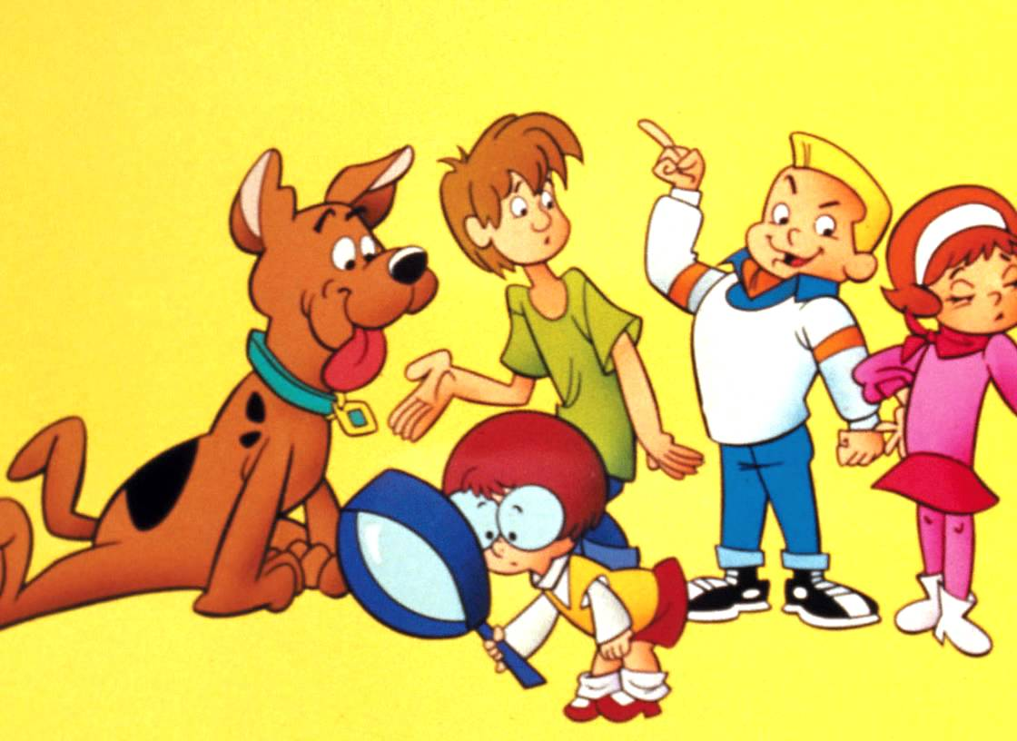 Nostalgia Theater: <i>A Pup Named Scooby Doo</i> Goes Back in Time ...