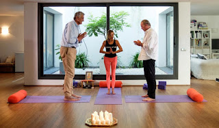 Romay Bertin Osborne Yoga