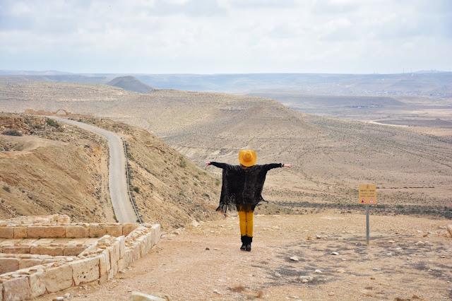 крепости и экскурсии в Израиле