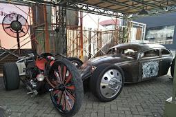 Kreatif Banget, Mobil dan Motor Ini Dibuat dari Barang Bekas