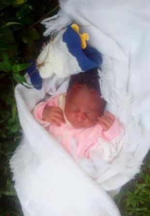 mother abandon baby ipaja lagos
