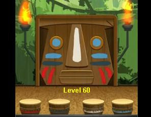 100 Floors 41 To Level 60 Game Solution