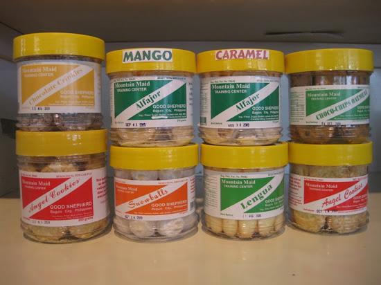 Good Shepherd Baguio Products