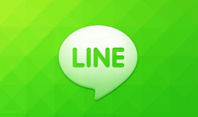 Aplikasi Pesan Singkat - Line