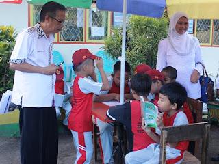 Pengawas Sekolah Dilatih Memantau Kemajuan Literasi Sekolah