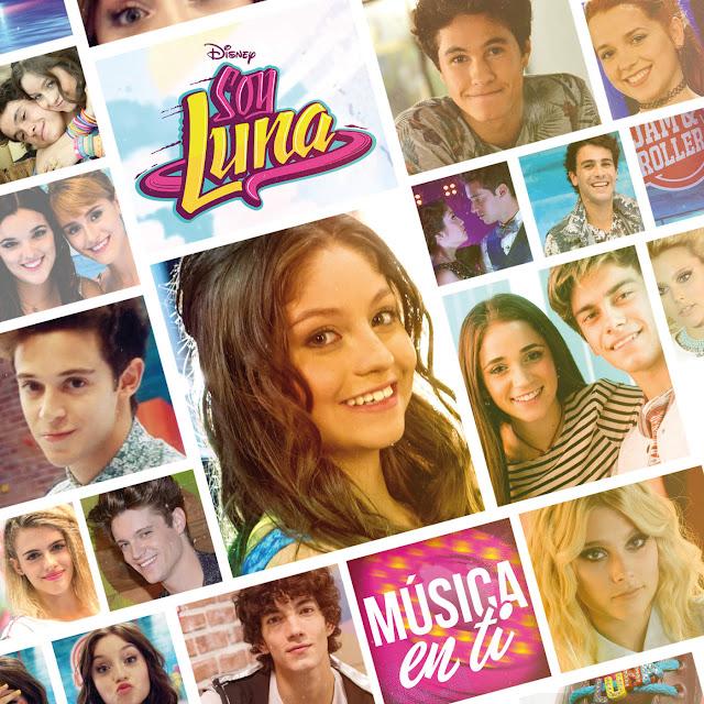 "Druga płyta z serialu ""Soy Luna"" - ""MÚSICA EN TI"""