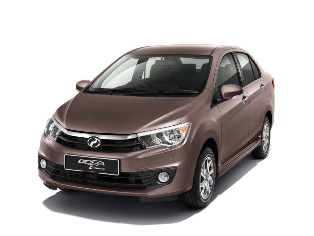Gambar Perodua Bezza Advance 1.3