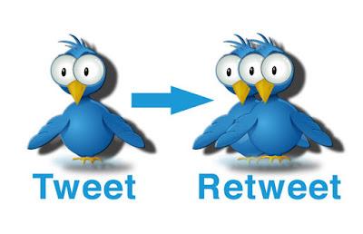 Retweet On Tweeter