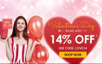 Rosegale valentine