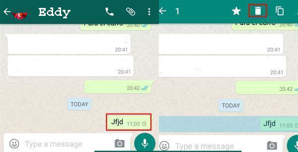 3 Cara Menghapus Pesan WhatsApp yang Belum Dibaca  3
