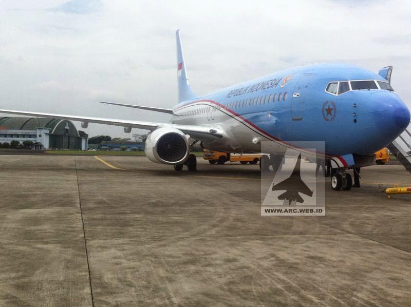 Review: Pesawat Kepresidenan Republik Indonesia ~ Mata Sykes