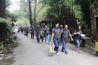 Family Gathering PT. Wilisindo di Bandung