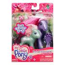 MLP Petal Blossom Super Long Hair Ponies Bonus G3 Pony