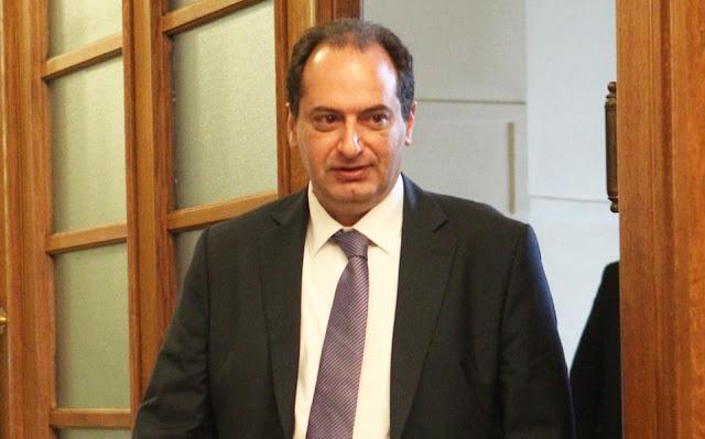 Θεσπρωτία: Στην Ηγουμενίτσα σήμερα ο Υπουργός Υποδομών και Μεταφορών Χρήστος Σπίρτζης
