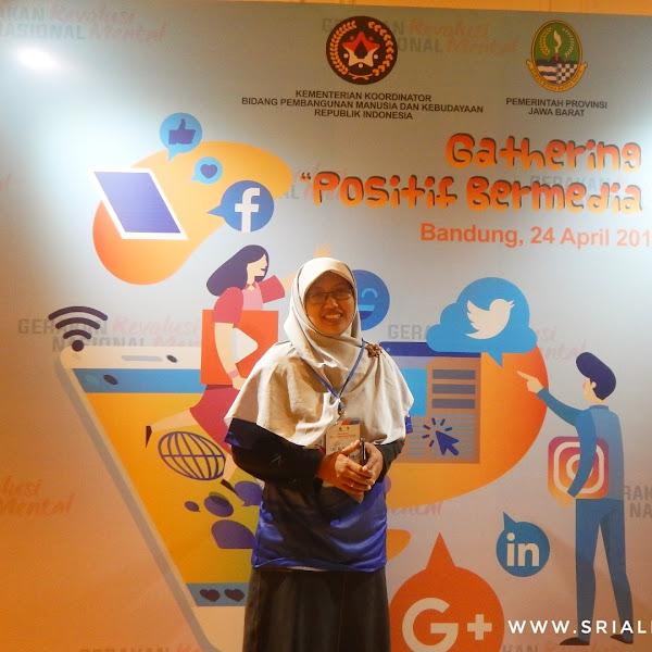 Gathering Positif Bermedia Sosial & Field Trip ke Museum Gedung Sate