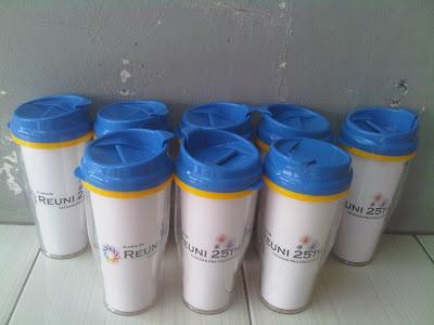 Jual Tumbler Botol Minum G200 Technoplast - Tumbler Insert Paper