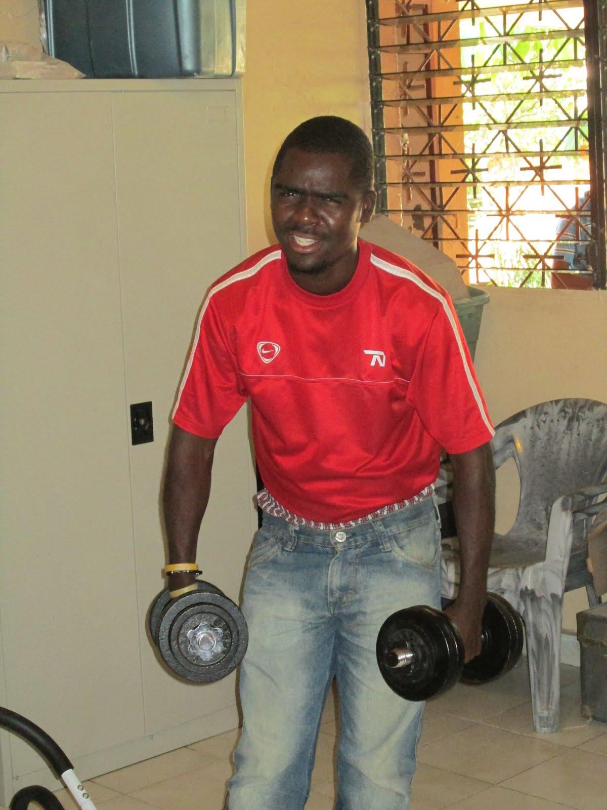 Haiti: Coram Deo Gym