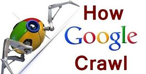 How google crawl a websites