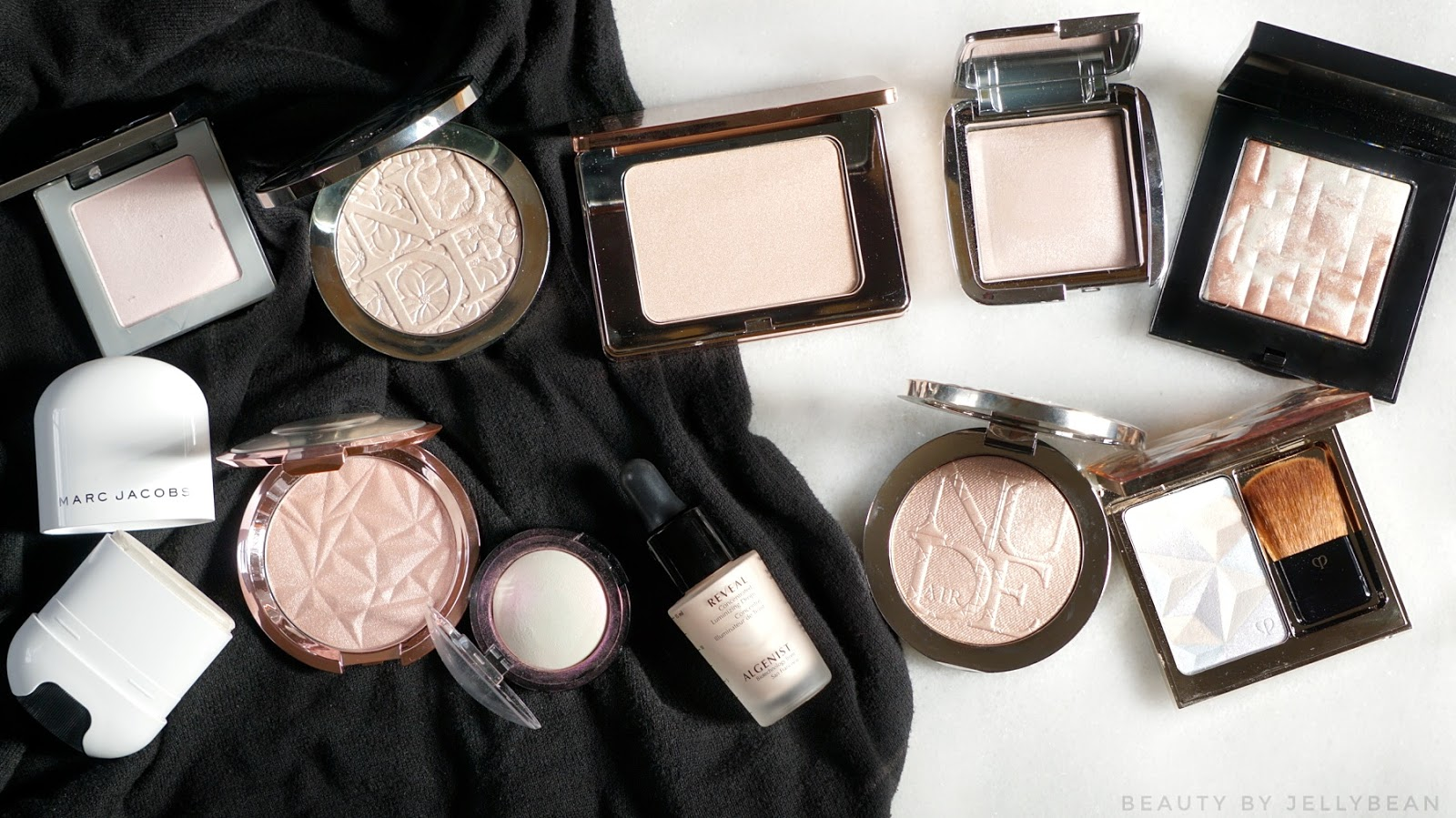 Highlighters I Loved in 2016
