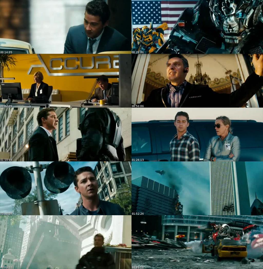 Transformers 3: El lado oscuro de la Luna (2011) [DVDScreener] [Español]