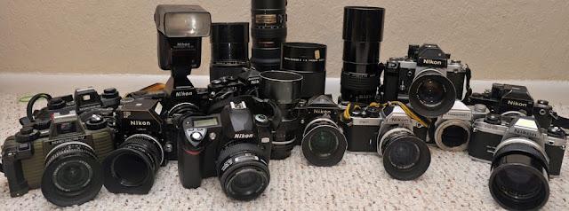Dịch vụ cho thuê máy ảnh Nikon