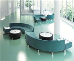 modular waiting room seating