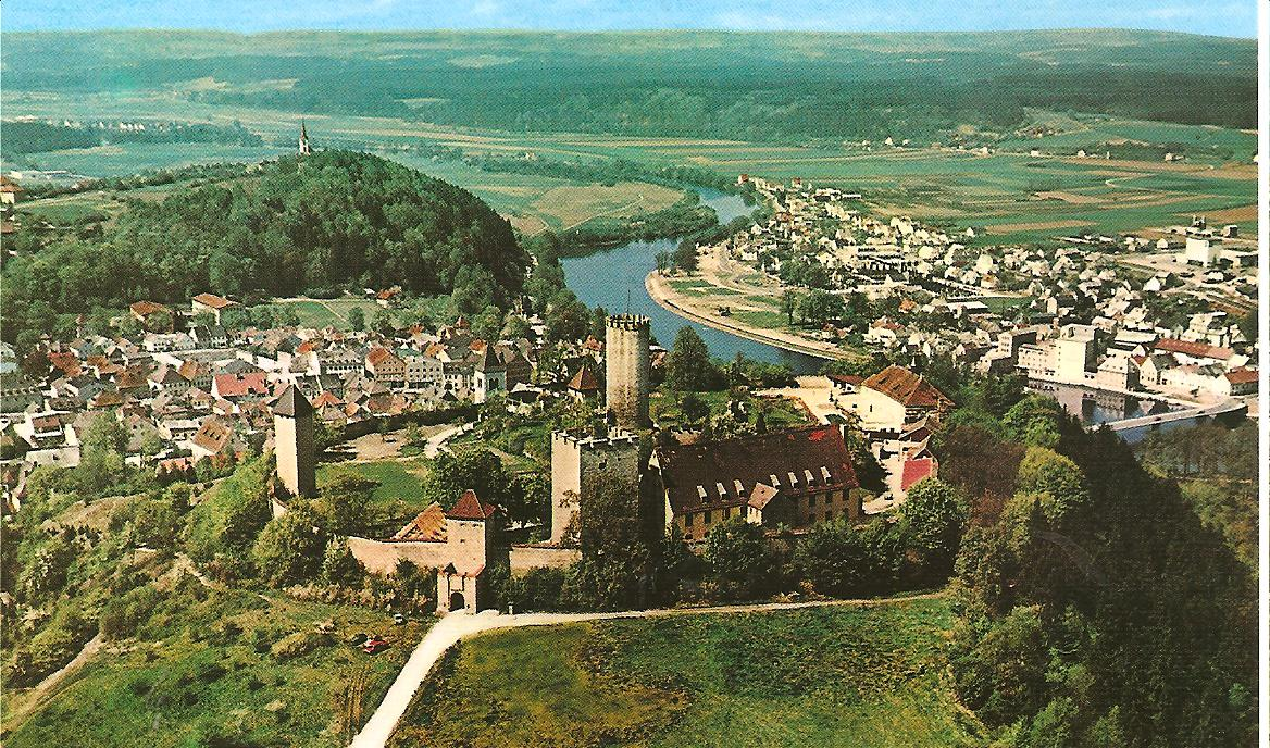 Post Burglengenfeld