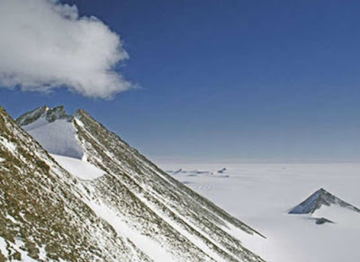Οι πυραμίδες της Ανταρκτικής