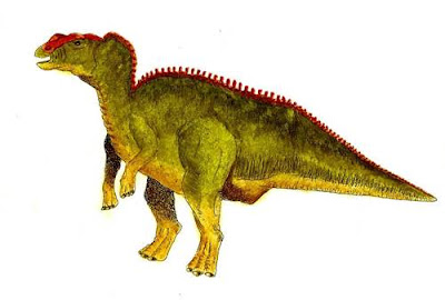 Jenis-Jenis Dinosaurus Hadrosaurus