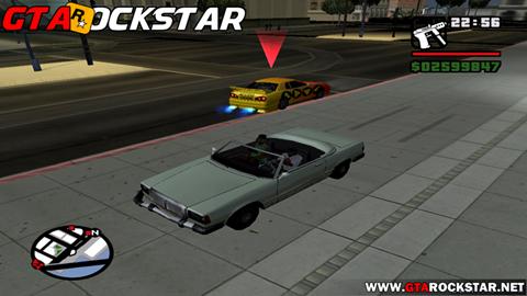 Mod Need For Speed: San Fierro v0.5 para GTA San Andreas